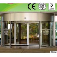 Wholesale Professional Flat / bent tempered glass Curved Sliding Door for Theatres from china suppliers