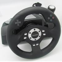 Wholesale USB 2 Axis 12 Button V5 PC Game Racing Wheel With 270 Degree Steering Angle from china suppliers