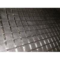 Quality White Color Impregnated Composite Geotextile With Fiberglass Geogrid for sale