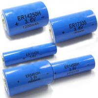Wholesale C size lithium battery ER26500 3.6V 9000mAh from china suppliers