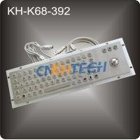Wholesale Industrial metallic input keyboard from china suppliers