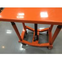 Wholesale Heavy Duty Foldable Portable Lift Table , Industrial Scissor Lift Table from china suppliers