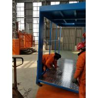 2 Car ABB Motor Construction Material Hoist, Cage Size 3.2×1.5×2.2m