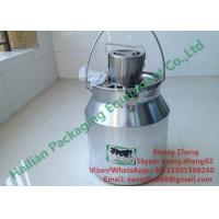 Wholesale Large Milk Mixer Machine With 220v - 230v Voltage , 30 Liter Mixing Capacity from china suppliers