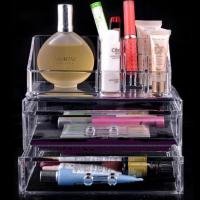 Wholesale Eco-Friendly acrylic cosmetic holder , Clear acrylic lipstick holder from china suppliers
