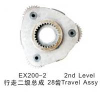 Wholesale Second level planet carrier gear for Hitachi EX200-2 travel motor assy 28 teeth from china suppliers
