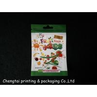 Wholesale Eco Food Grade Small Sealed Packaging Bags With Aircraft Hole from china suppliers