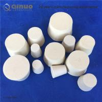 Quality Shanghai Qinuo Manufacture Laboratory Lab Flask Test Tube Bottle Glassware Tapered Rubber Plug Bung Stopper for sale
