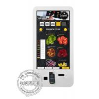 Wholesale Touch Screen POS machine Restaurant Smart LCD Display, Self-service Interactive Display from china suppliers