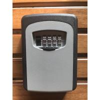 Wholesale Zinc & Aluminum Alloy Digital Door Key Safe Lock Box Wall Mount for Real Estate from china suppliers