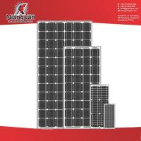 Wholesale mono solar panel solar module supplier and manufacturer from china suppliers