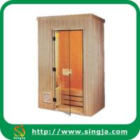 Wholesale 1 Person Mini Sauna Room(SR-A2) from china suppliers