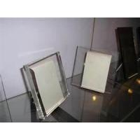 Wholesale 13mm, 14mm, 17mm safety heat strengthened cut stained Extra Clear Low - Iron float Glass from china suppliers