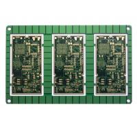 Wholesale Quickturn HDI PCB Circuit Board Assembly With 30um Dielectric Layers from china suppliers