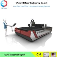 Wholesale Stainless Steel Laser Cutting Machine , Industrial Laser Cutter Equipment HECF3015IIWJ from china suppliers