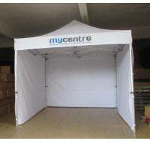 Buy cheap 3*3M/3*6M Advertising tent, Hiring tent oxford420D/600D 50*50al tubeJYX-T1601 from wholesalers