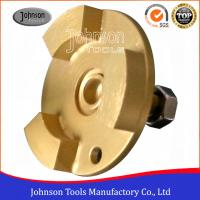 Wholesale SGS 70mm Diamond Grinding Wheels For Grinding Concrete / Grinding Plate from china suppliers