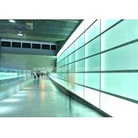 Wholesale Building Skylight Clear Laminated Safety Glass 3mm to 19mm , Tinted Tempered Glass Walls from china suppliers