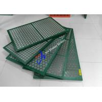 Wholesale Metal Frame FSI 5000 Shaker Screen , Mud Oil Separator Drilling Screen For Shale Shaker from china suppliers