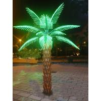 Wholesale 2016 Promotion China made Led artificial coconut tree, outdoor led palm tree light decor from china suppliers