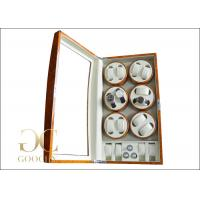 Wholesale Battery Operated Watch Winder / Multiple Winding Watch Case Rotating For Women from china suppliers