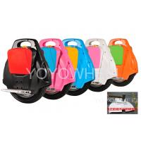 Wholesale foldable Stand Up Gyroscopic Electric Unicycle , solo wheel Electric Unicycle from china suppliers