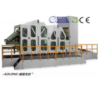 Wholesale PP Fiber Nonwoven Carding Machine For Small Businesses 1500mm - 2500mm from china suppliers
