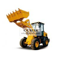 Wholesale 6000kg Operation Weight XCMG Front End Wheel Loader , 0.93cbm Capacity Mini Wheel Loader from china suppliers