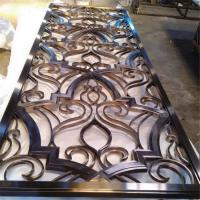 Wholesale Modern Islamic Interior Design stainless steel Room dividers and decorative screens from china suppliers