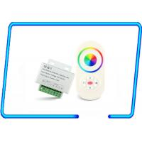 Wholesale PWM + RF 4 channel Wifi Led Controller RGB with Constant Voltage FOR IOS 4.3 from china suppliers