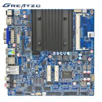Wholesale Fanless Industrial PC Motherboard / Quad Core Mainboard Intel Bay Trail Boards from china suppliers