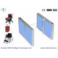 China Multifunctional automatic swing gate automation systems For Luggage , Baby Carriages on sale