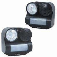 Wholesale Passive Infrared Bird Deterrent, Patented, Powered by 4 x AA Batteries, CE/RoHS-certified from china suppliers