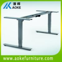 Wholesale 560-1180mm invertion height adjustable desk from china suppliers