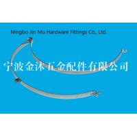 Buy cheap Heavy Duty Wall Mount Industrial Pipe Clamp Without Rubber Size 630mm from wholesalers