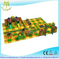 Quality Hansel Hot wholesale bulk kids Epp foam soft foam block indoor playground equipments for sale