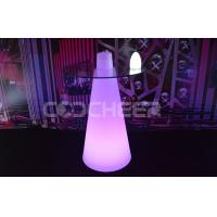 Wholesale Plastic party led cocktail table lights fireproof rechargeable from china suppliers