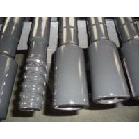 Wholesale Hex And Round Shape Threaded Drill Rod For Rock Drill , Tungsten Carbide Material from china suppliers