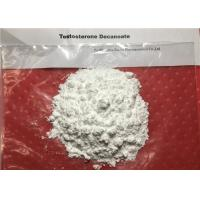 Wholesale Testosterone Decanoate Pharmaceutical Grade Steroids for Weight Burning Powder 600mg / Week from china suppliers