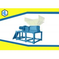Wholesale Water Platic Bottle Solid Waste Shredder Machine 15*30mm Discharge Size from china suppliers