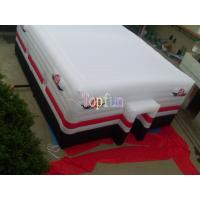 Wholesale Lightest Square Inflatable Event Tent / 12m White Waterproof Fabric Inflatable Tent from china suppliers