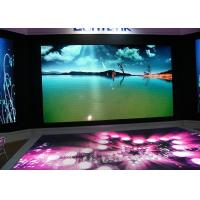 Wholesale SMD2121 P2.5 Indoor full color led advertising billboard 35kg / m2 from china suppliers
