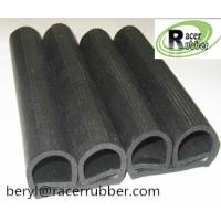 Wholesale Customized Extruded E-Shaped EPDM Sponge Rubber Door Seal from china suppliers