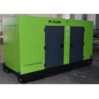 Wholesale 160kw Diesel Generator Set With Italy PFT IVECO Engine DeepSea Controller from china suppliers
