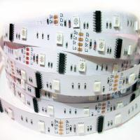 Wholesale DC12V 30leds LPD6803 addressable led strip from china suppliers