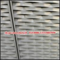 Buy cheap Expanded Metal mesh/Aluminum expanded metal facade from wholesalers