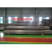 ASTM A213 T11 Alloy Steel Pipe P11 Alloy Steel SCH 40 Fabricated Type for sale