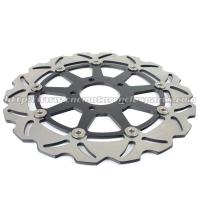 Wholesale TL1000R Motorcycle Brake Disc Brake Rotor Kits SUZUKI TL1000S GSX 1400 Gold from china suppliers