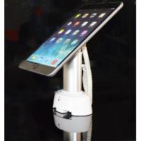 Wholesale COMER magnetic plastic security display stands tablet alarm holders with charging cable from china suppliers