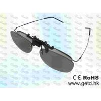 Wholesale REALD Anti-scratch Circular polarized 3D film glasses from china suppliers